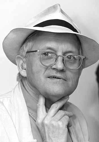 Portrait: David Hockney